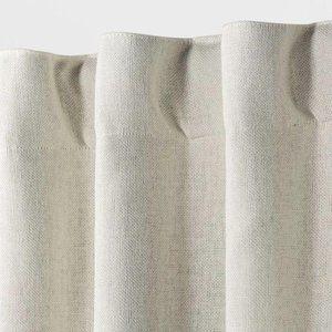 Curtain panel blackout 50″ W x 84″ L rod pocket